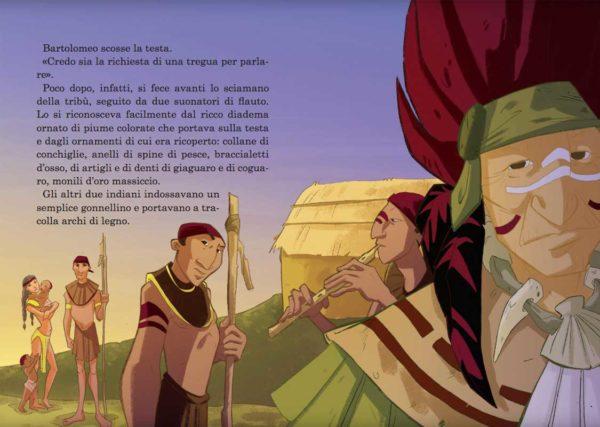 Il Corsaro Nero: lo sciamano. Letteratura per ragazzi.