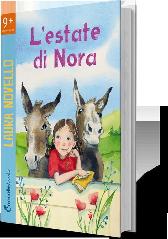 L'estate di Nora - Romanzo di avventura per bambini e ragazzi