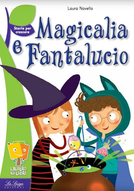 Magicalia e Fantalucio libro per bambini su separazione e divorzio