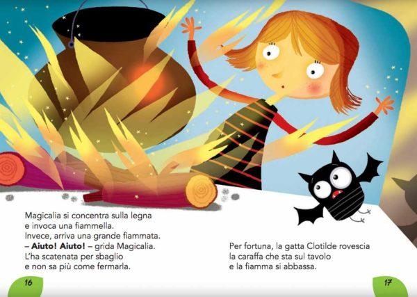 Magicalia e Fantalucio storie illustrate per bambini sul divorzio