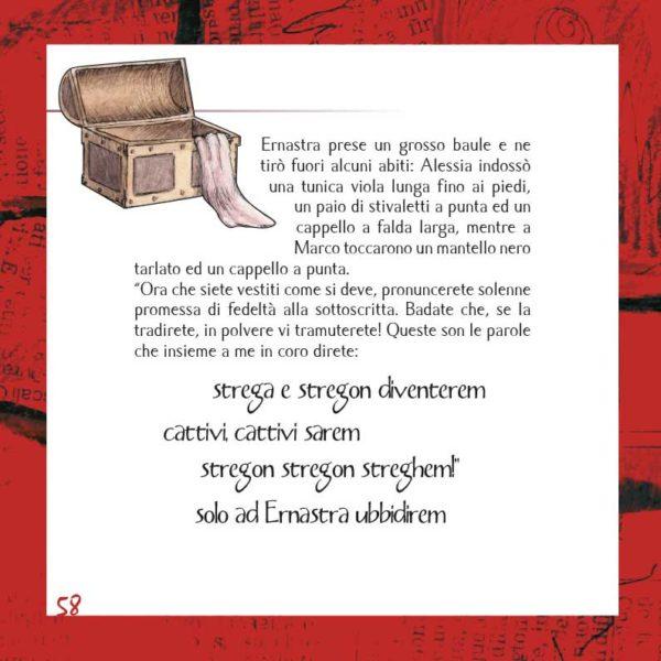 Le avventure di Alessia e Marco. Libro illustrato per bambini. Pag 58