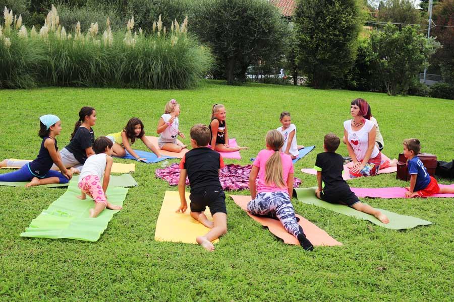 Laboratorio di yoga per stimolare la conoscenza di sé
