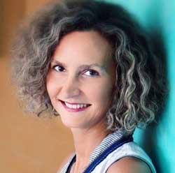 Laura Novello scrittrice di libri illustrati per bambini e romanzi per ragazzi