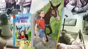 Lettura libro per bambini e laboratorio artistico Asiago (VI)